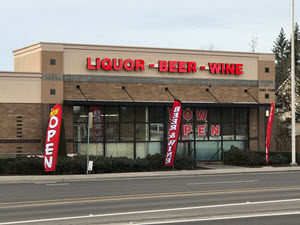 Your One Stop Liquor Store in Hillsboro